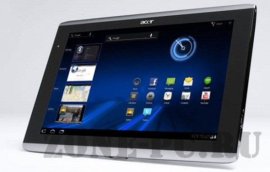 Acer Iconia W500 и A500