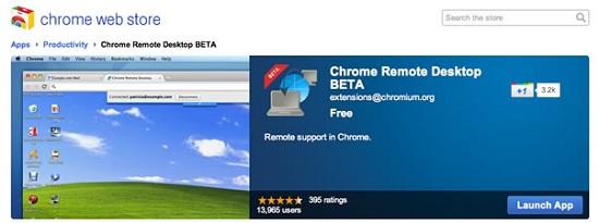 Удаленное управление компьютером через Google Chrome