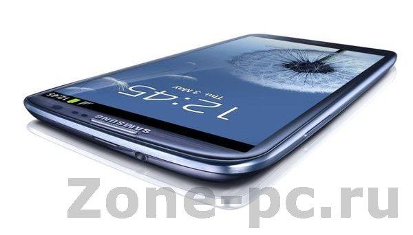 Обзор нашумевшего в сети гаджета Samsung Galaxy S3