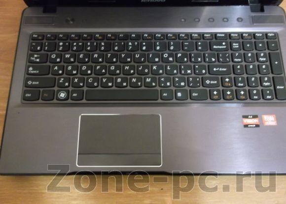Обзор бюджетного ноутбука Lenovo Z575A