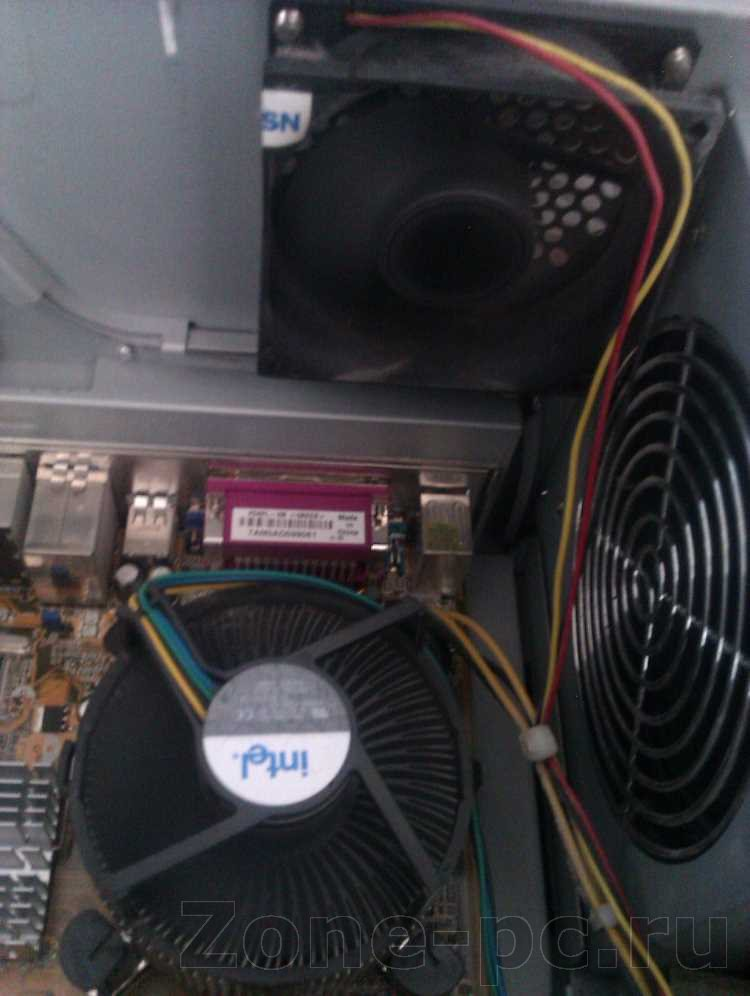 cpu fan error как убрать